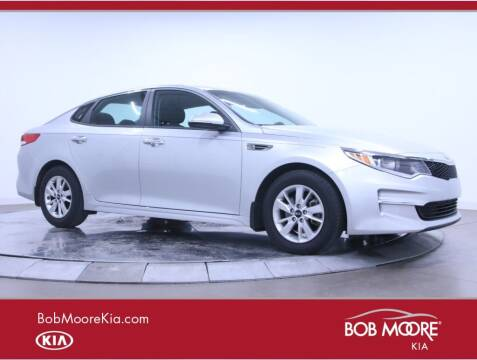 2018 Kia Optima for sale at Bob Moore Kia in Oklahoma City OK