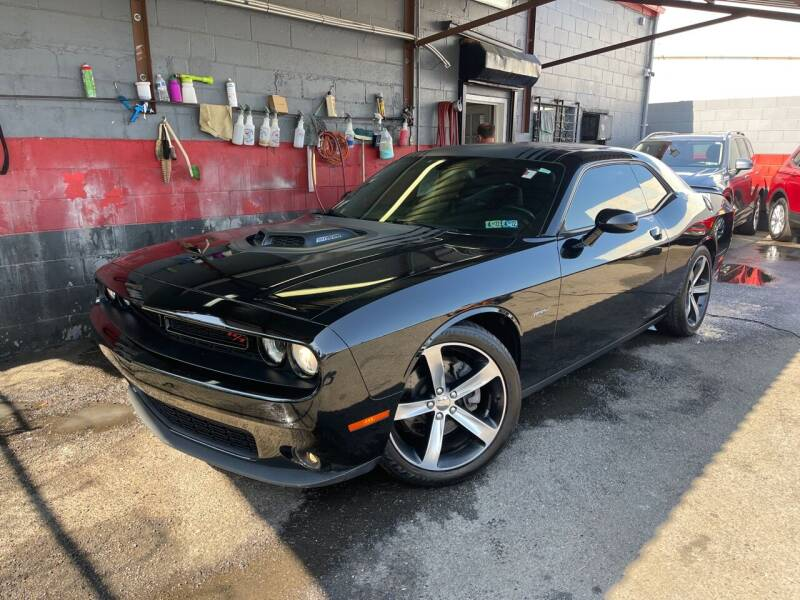 2016 Dodge Challenger for sale at Newark Auto Sports Co. in Newark NJ