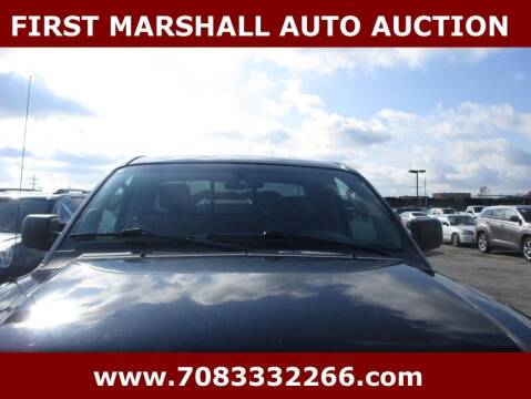2008 Nissan Titan for sale at First Marshall Auto Auction in Harvey IL
