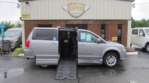 2016 Dodge Grand Caravan for sale at Vans Of Great Bridge in Chesapeake VA