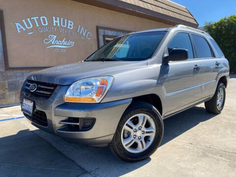 2006 Kia Sportage for sale at Auto Hub, Inc. in Anaheim CA