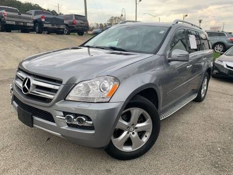 2011 Mercedes-Benz GL-Class for sale at Philip Motors Inc in Snellville GA