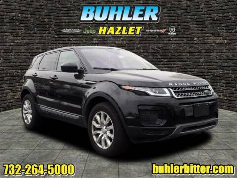 2019 Land Rover Range Rover Evoque for sale at Buhler and Bitter Chrysler Jeep in Hazlet NJ
