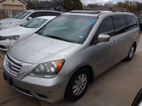 2009 Honda Odyssey for sale at Auto Haus Imports in Grand Prairie TX
