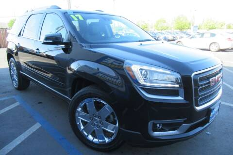 2017 GMC Acadia Limited for sale at Choice Auto & Truck in Sacramento CA