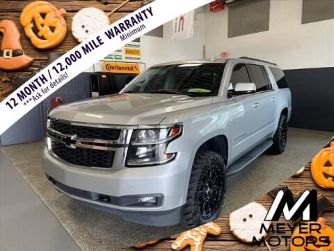 2017 Chevrolet Suburban for sale at Meyer Motors in Plymouth WI