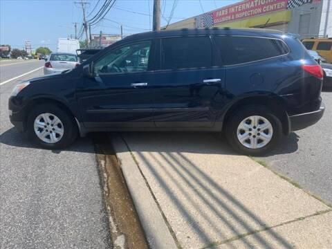 2012 Chevrolet Traverse for sale at Glen Burnie Auto Exchange in Glen Burnie MD