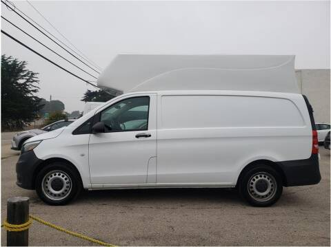 2019 Mercedes-Benz Metris for sale at Dealers Choice Inc in Farmersville CA