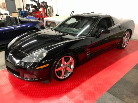 2007 Chevrolet Corvette for sale at Weaver Motorsports Inc in Cary NC