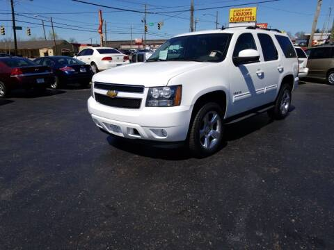 2013 Chevrolet Tahoe for sale at Rucker's Auto Sales Inc. in Nashville TN
