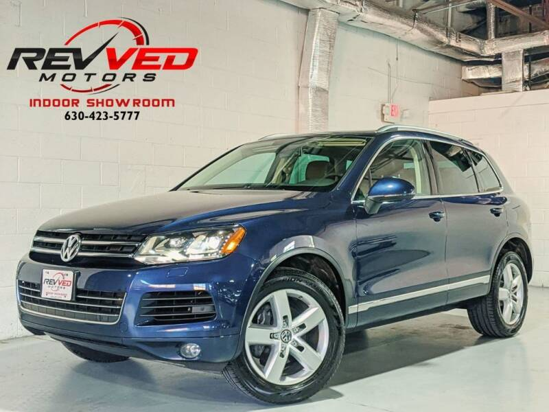 2012 Volkswagen Touareg for sale in Addison, IL