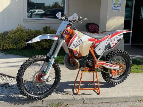 2015 KTM 250 XC 2-Stroke for sale at Harper Motorsports-Powersports in Post Falls ID