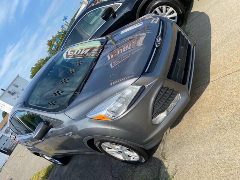 2014 Ford Escape for sale at Bob Luongo's Auto Sales in Fall River MA