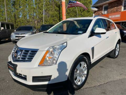 2014 Cadillac SRX for sale at Bloomingdale Auto Group in Bloomingdale NJ