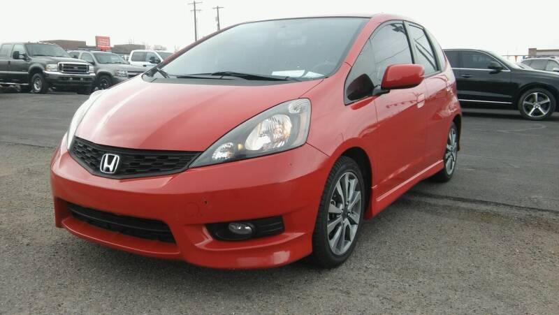 2013 Honda Fit for sale at Motor City Idaho in Pocatello ID