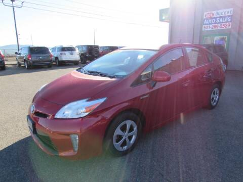 2014 Toyota Prius for sale at 101 Budget Auto Sales in Coos Bay OR