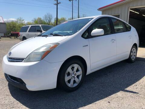 2007 Toyota Prius for sale at COUNTRYSIDE AUTO SALES 2 in Russellville KY