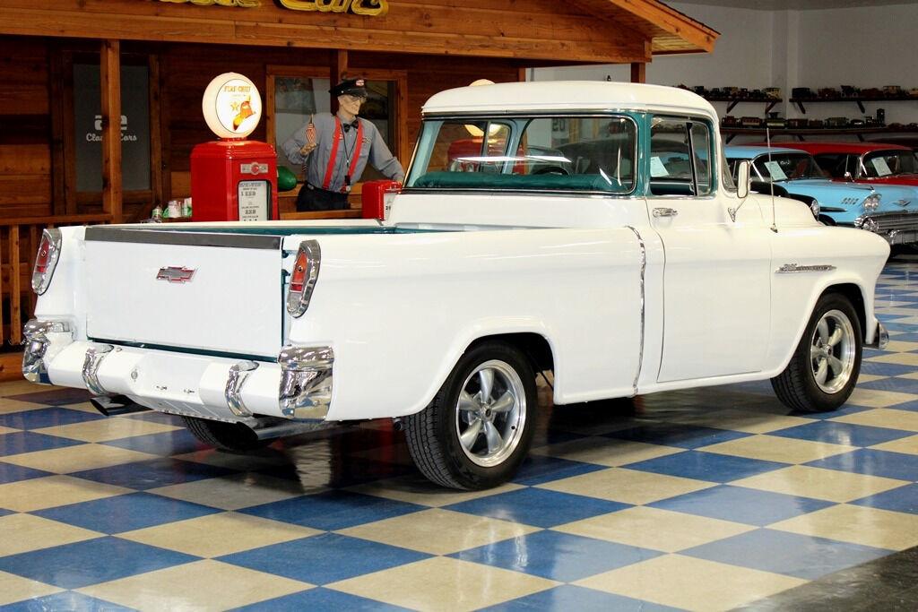 1955 Chevrolet 3100 9
