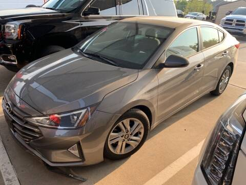 2020 Hyundai Elantra for sale at Excellence Auto Direct in Euless TX