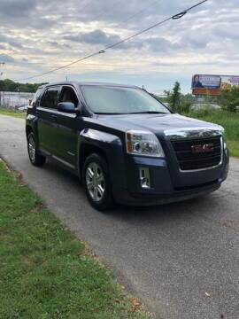 2014 GMC Terrain for sale at Speed Auto Mall in Greensboro NC