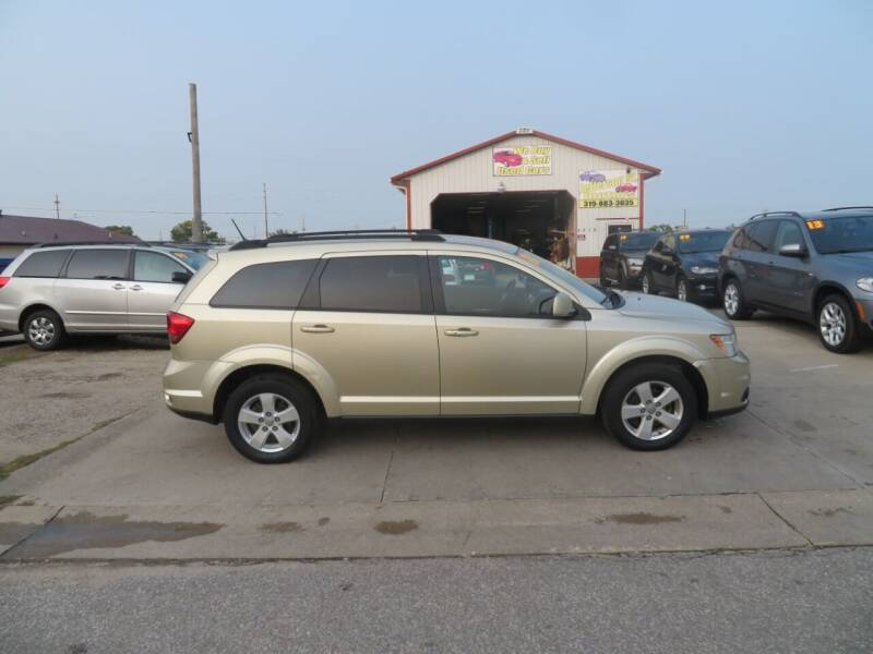 2011 Dodge Journey for sale at Jefferson St Motors in Waterloo IA