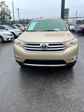 2011 Toyota Highlander for sale at Gulf South Automotive in Pensacola FL