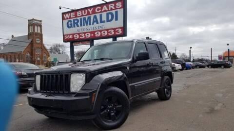 2009 Jeep Liberty for sale at Grimaldi Auto Sales Inc in Warren MI