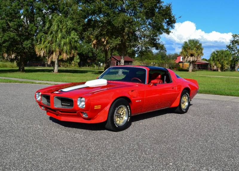 1978 Pontiac Trans Am for sale at P J'S AUTO WORLD-CLASSICS in Clearwater FL