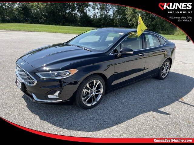 2020 Ford Fusion Hybrid for sale in East Moline, IL