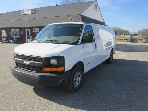 2006 Chevrolet Express Cargo for sale at Wally's Wholesale in Manakin Sabot VA