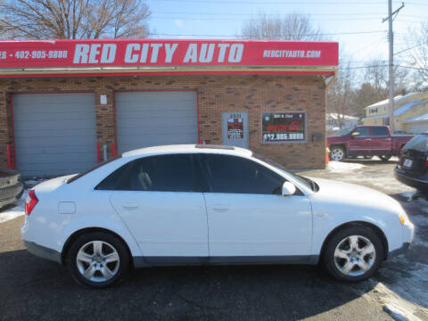 2003 Audi A4 for sale at Red City  Auto in Omaha NE