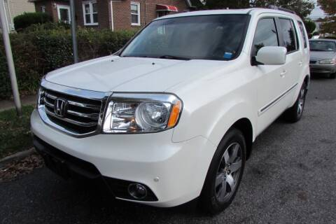 2012 Honda Pilot for sale at First Choice Automobile in Uniondale NY