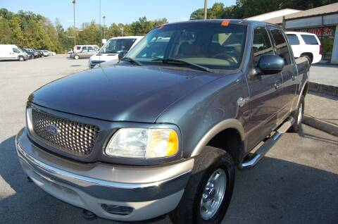 2003 Ford F-150 for sale at Modern Motors - Thomasville INC in Thomasville NC