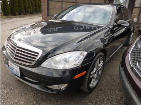 2007 Mercedes-Benz S-Class for sale at Klean Carz in Seattle WA