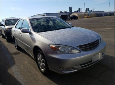 2004 Toyota Camry for sale at HW Used Car Sales LTD in Chicago IL