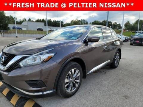 2015 Nissan Murano for sale at TEX TYLER Autos Cars Trucks SUV Sales in Tyler TX
