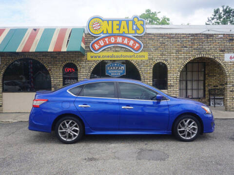 2013 Nissan Sentra for sale at Oneal's Automart LLC in Slidell LA