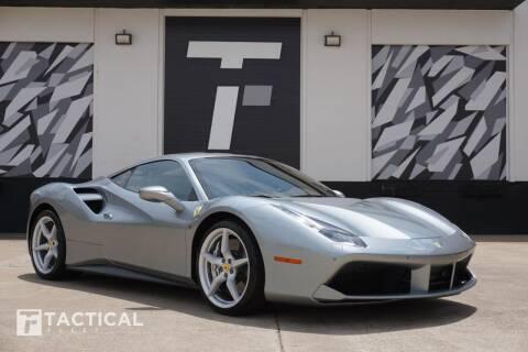 2019 Ferrari 488 GTB for sale at Tactical Fleet in Addison TX