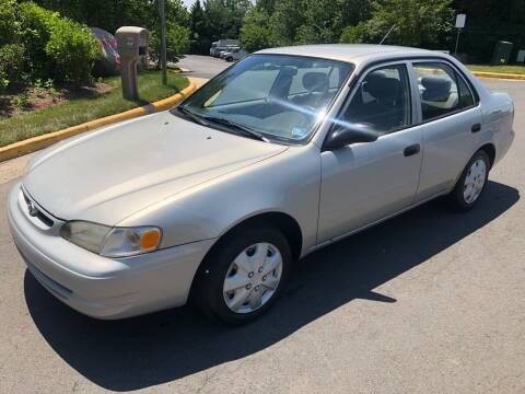 1999 Toyota Corolla for sale at Dreams Auto Group LLC in Sterling VA