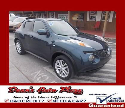 2014 Nissan JUKE for sale at Dean's Auto Plaza in Hanover PA