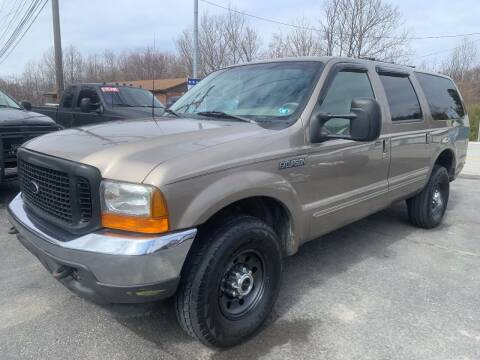 2000 Ford Excursion for sale at INTERNATIONAL AUTO SALES LLC in Latrobe PA