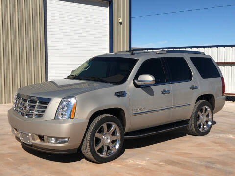 2007 Cadillac Escalade for sale at TEXAS CAR PLACE in Lubbock TX