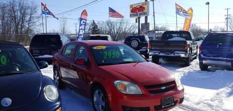 2007 Chevrolet Cobalt for sale at Superior Motors in Mount Morris MI
