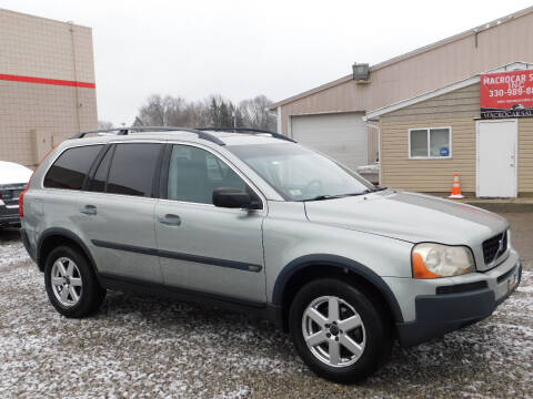 2004 Volvo XC90 for sale at Macrocar Sales Inc in Akron OH
