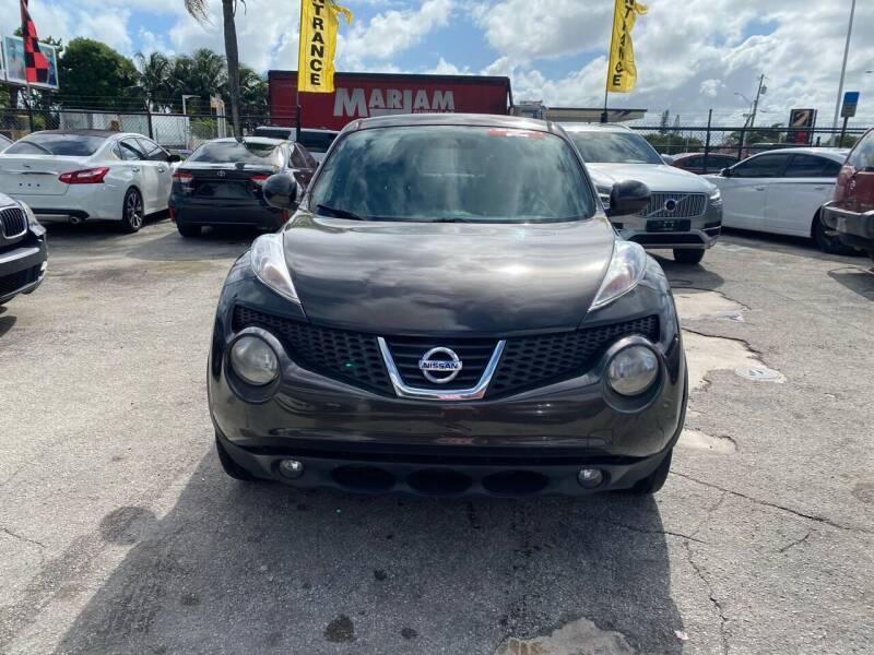 2011 Nissan JUKE for sale at America Auto Wholesale Inc in Miami FL