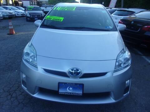 2011 Toyota Prius for sale at Balic Autos Inc in Lanham MD