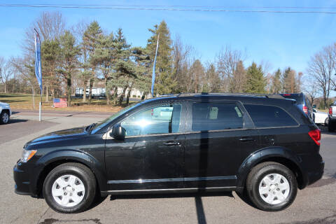 2012 Dodge Journey for sale at GEG Automotive in Gilbertsville PA