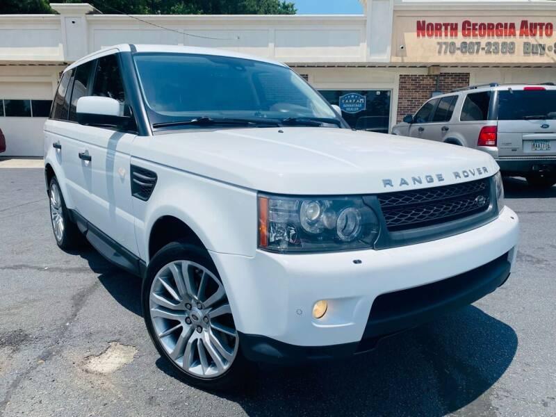 2011 Land Rover Range Rover Sport for sale in Snellville, GA