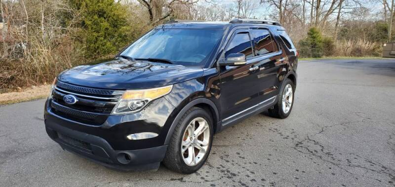 2011 Ford Explorer for sale at United Auto LLC in Fort Mill SC