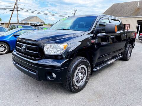 2011 Toyota Tundra for sale at Dijie Auto Sale and Service Co. in Johnston RI